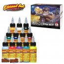 Eternal Motor City Ink Set 30 ml (12 Colors )