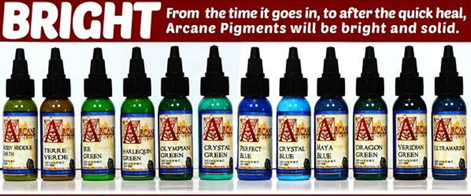 Arcane Pigments