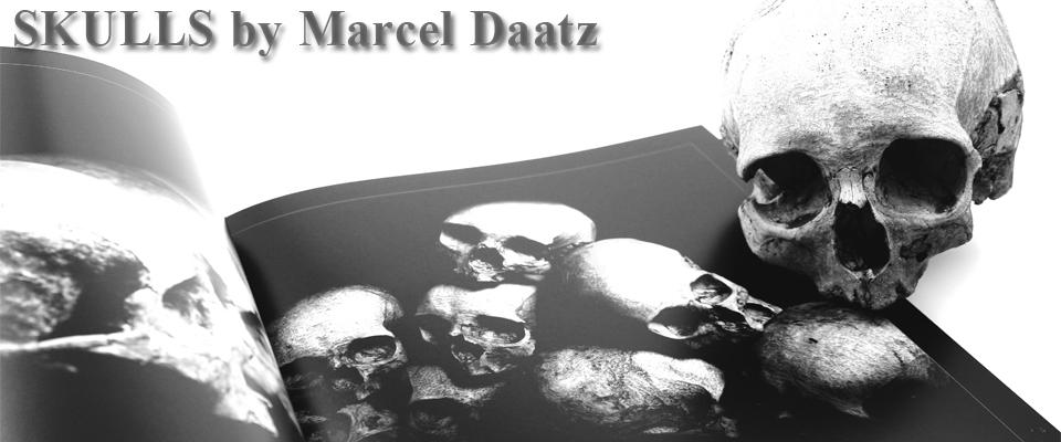 SKULLS by Marcel Daatz