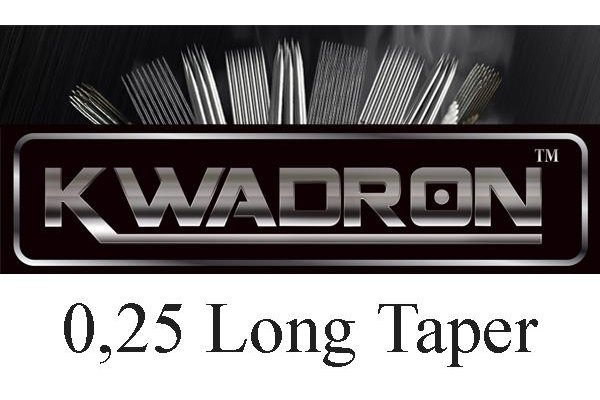 KWADRON - 0,25 long Taper