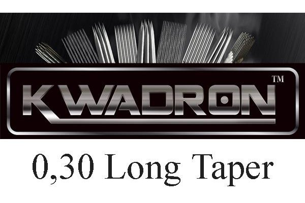 KWADRON - 0,30 long Taper
