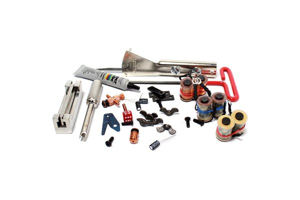Tattoomachine equipment