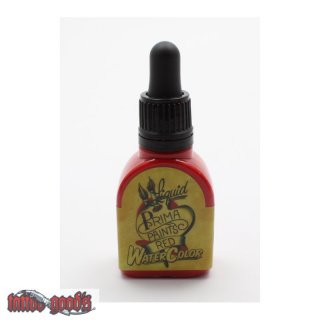 ALLA PRIMA WATERCOLORS - RED [30 ML]