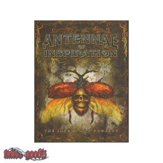 Antennae of Inspiration - The Insect Art Project
