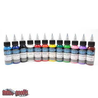 Fusion Ink - Sample Pack (12 colors) - 30 ml