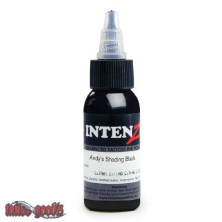 Intenze Andy Engel Shading Black [30 ml]