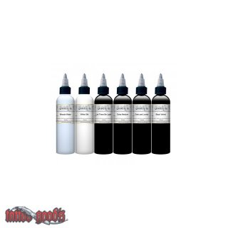 Intenze Mark Mahoney - Gangster Grey Set [30 ml]