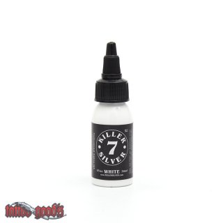 Killer Silver White - 30 ml
