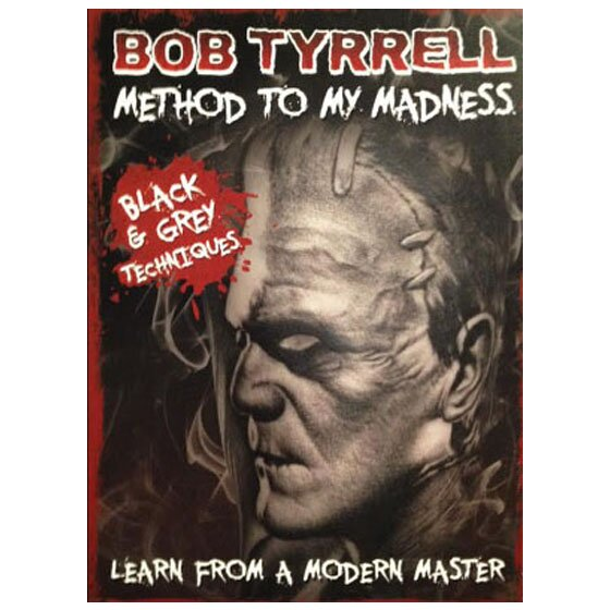 DVD - Bob Tyrrell - Method to my Madness