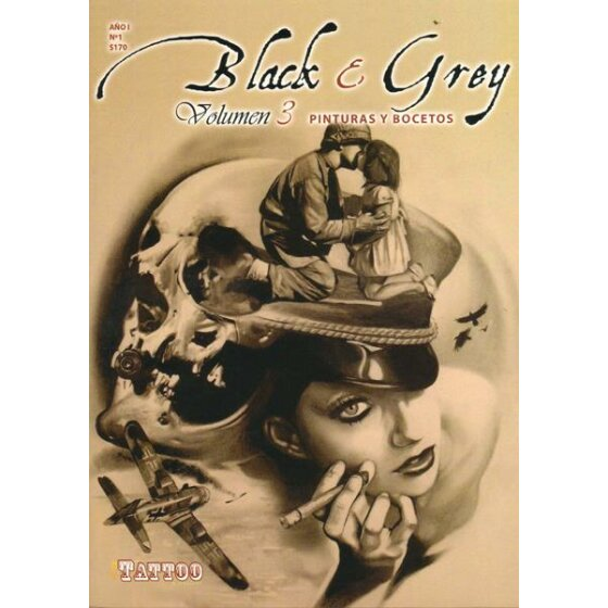 Black & Grey Volume 3