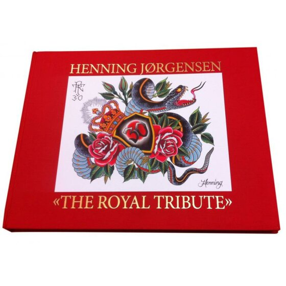 Henning Jorgensen - The Royal Tribute