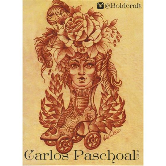 Carols Paschoal Sketchbook Vol. # 2