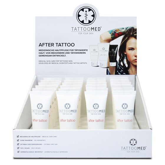 TattooMed- After Tattoo 25 ml Box