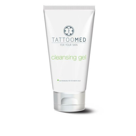 TattooMed- Cleansing Gel 100 ml Box